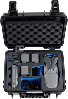 BW DRONE CASES TYPE 3000 DJI MAVIC 2 (PRO/ZOOM) INCL. FLY MORE KIT BLACK