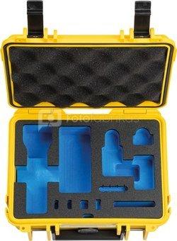B&W Gimbal Case Type 500 Y yellow for DJI Pocket 2