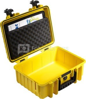 BW OUTDOOR CASES LP LID POCKET /LP FOR TYPE 3000