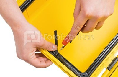 BW OUTDOOR CASES PANEL FRAME /PF FOR TYPE 3000