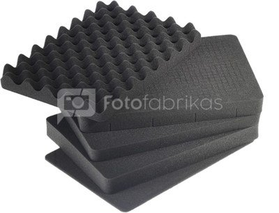 BW OUTDOOR CASES PRE-CUT FOAM /SI FOR TYPE 6700
