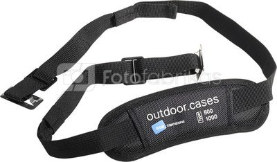 BW OUTDOOR CASES SHOULDER STRAP FOR TYPE 500/1000