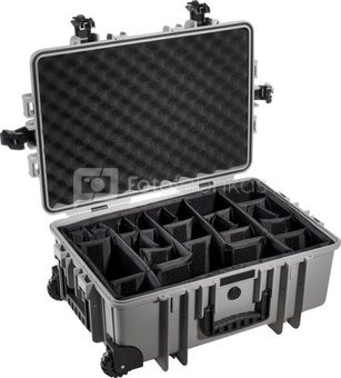 BW OUTDOOR CASES TYPE 6700 GRE RPD (DIVIDER SYSTEM)