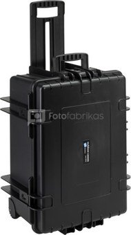 BW OUTDOOR CASES TYPE 6800 BLK RPD (DIVIDER SYSTEM)
