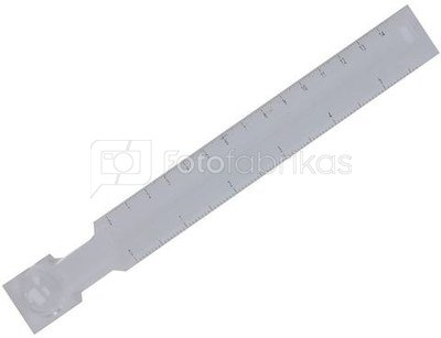Byomic Ruler with Measurements BYO-LL0521 2,5-5x210mm