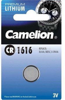 Camelion CR1616-BP1 CR1616, Lithium, 1 pc(s)