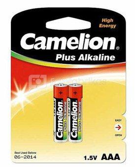 Camelion Plus Alkaline AAA (LR03), 2-pack 1-pack maitinimo elementai