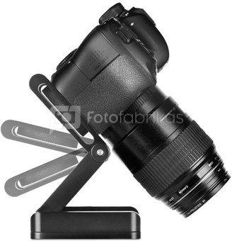 Caruba Camerastand   Lift & Tilt Head