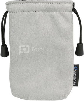 Camgloss Media Cleaning pouch grey