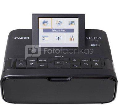 Canon Canon Compact Printer Selphy CP1300 Black