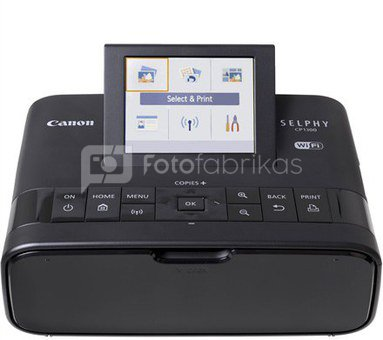 Canon Canon Compact Printer Selphy CP1300 Black