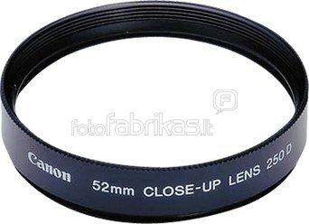 Canon close-up lens 250 D 52
