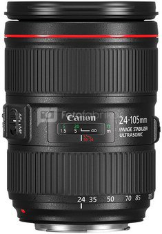 Canon 24-105mm F/4.0L EF IS II USM