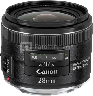 CANON EF 28MM F2.8 IS USM (Demo)