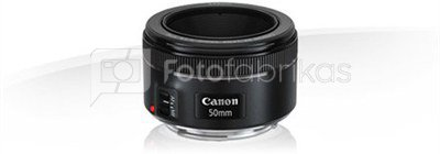 Canon 50mm F/1.8 EF STM