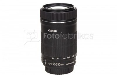 Canon 55-250mm F/4.0-5.6 EF-S IS STM