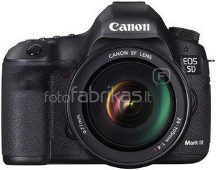 Canon EOS 5D Mark III + 24-105mm F/4L IS