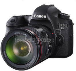 Canon EOS 6D + 24-105mm F4L IS USM