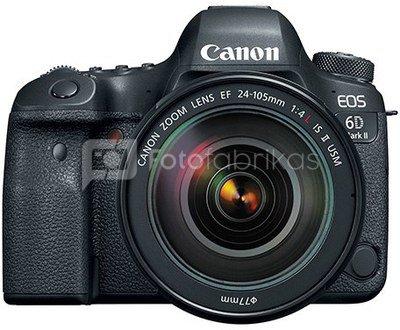 Canon EOS 6D Mark II + 24-105mm F/4L IS II USM