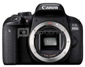 Canon EOS 800D + 18-55mm f/4.0-5.6 IS STM