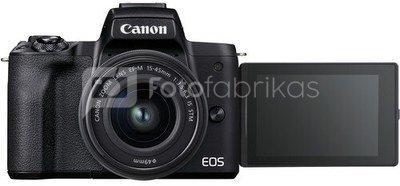 Canon EOS M50 Mark II + 15-45mm