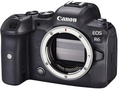 Canon EOS R6 Body - REDLINE susigrąžinkite 250 €