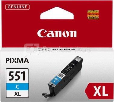 Canon ink cartridge CLI-551XL, cyan