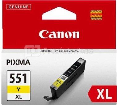 Canon ink cartridge CLI-551XL, yellow