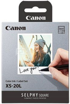 Canon Ink/Label Set XS-20L (Canon QX10)