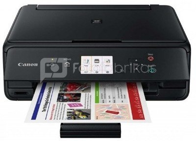 Canon inkjet printer PIXMA TS5055, black + photo paper PP-201