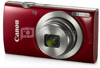 Canon IXUS 185 (raudonas)