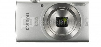 Canon IXUS 185 Essential Kit (sidabrinis)