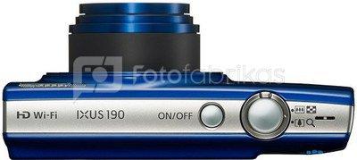 Canon IXUS 190 (mėlynas)
