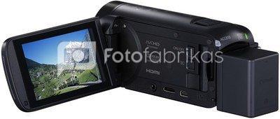 Canon Legria HF R88, черный