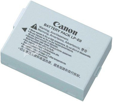 Canon baterija LP-E8 (originali)