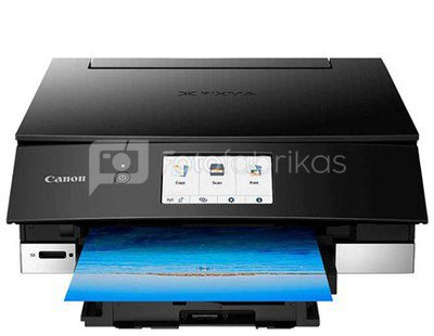 Canon Multifunctional printer Pixma TS8250 Colour, Inkjet, All-in-One, A4, Wi-Fi, Black