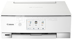 Canon Multifunctional printer Pixma TS8250 Colour, Inkjet, All-in-One, A4, Wi-Fi, White