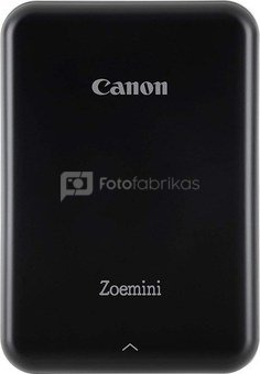Canon Zoemini PV-123 Colour, ZINK, Photo Printer, Black