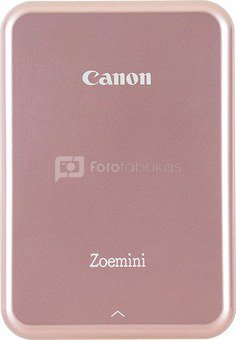 Canon Zoemini Photo Printer PV-123 Rose Gold