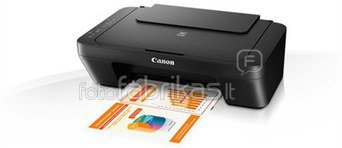 Canon PIXMA MG2550S Colour, Inkjet, Multifunction Printer, A4, Black