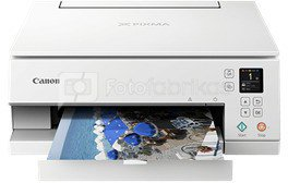 Canon PIXMA TS6351 EUR 3774C026 Colour, Inkjet, Multifunctional Printer, A4, Wi-Fi, White