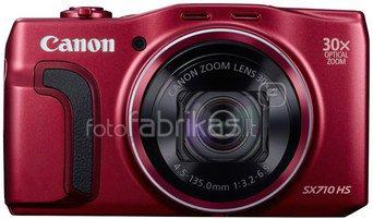 Canon PowerShot SX710 HS (raudonas)