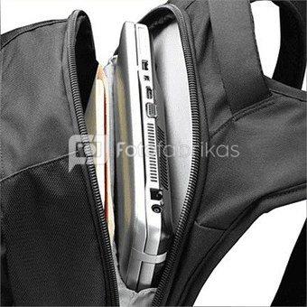 "Case Logic DLBP116K Notebook Sporty Backpack/ For 16""/ Polyester/ Black/ For (29.5 x 4.0 x 39.0cm)"