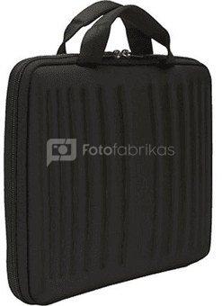 """Case Logic QNS-113 Laptop Sleeve for 13""""/ EVA-Nylon/ For (32.5 x 2.0 x 25.0cm)/ Black"""