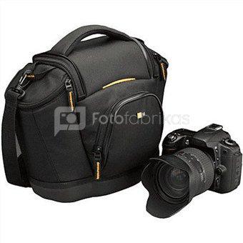 Case Logic SLRC202 SLR Camera bag Nylon amp; EVA Black For (20.3 x 11.119.1 x 13.0cm)