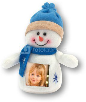 Kalėdinis eglutės žaisliukas medžiaginis KS8 P