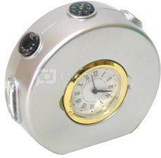 Laikrodis su žibintuvėliu (1min sukimo=1val švietimo) 4450125 PNK