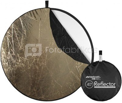 Westcott Collapsible 5 in 1 Reflector Sunlight Surface (101.6cm)