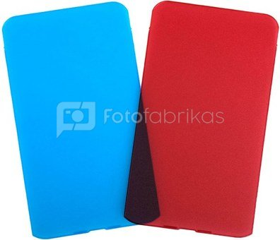 Godox Color Filter for LED 126 Rood & Blauw