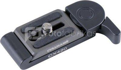 Cullmann Cross CX 420 QR-Unit with Quick Release CX 410
